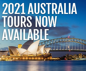 2021 Australia Vacations Now Available