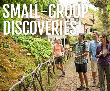 Small Group Discovery Vacations