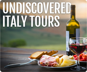 Undiscovered Italy