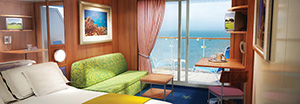 Norwegian Star - Balcony Stateroom