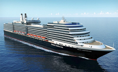 MS Nieuw Amsterdam by Holland America