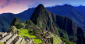 Receive up to $300 per person air-credit on 2017 air-inclusive South America vacations.*