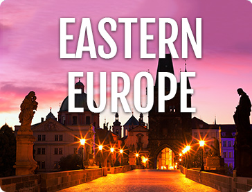 Eastern europe escorted tours