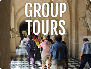 Group Tours from Cosmos